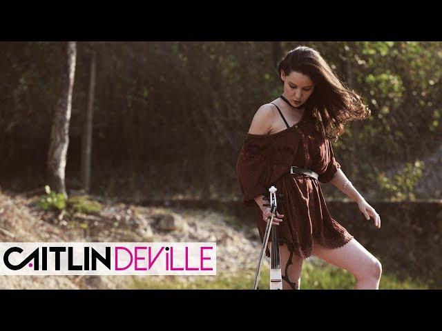 What About Us (P!nk) - Electric Violin Cover | Caitlin De Ville