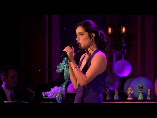Samantha Massell - I Won't Say (I'm In Love) (The Broadway Princess Party)