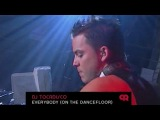 DJ Tocadisco - Everybody On The Dancefloor (Live @ Club Rotation 18.09.04)