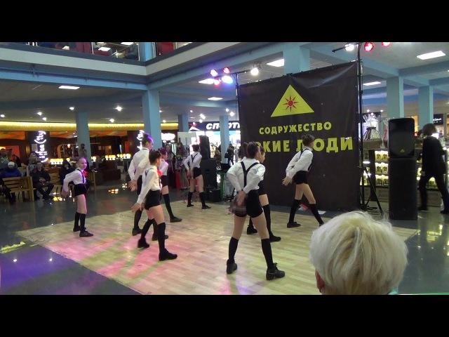 Студия эстрадного танца Виктория старший состав ГЛОБУС ТАЛАНТОВ 2018