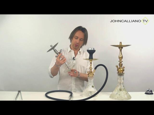 JohnCalliano.TV / 125 / Кальяны MIG Tradi против HOOB Gold