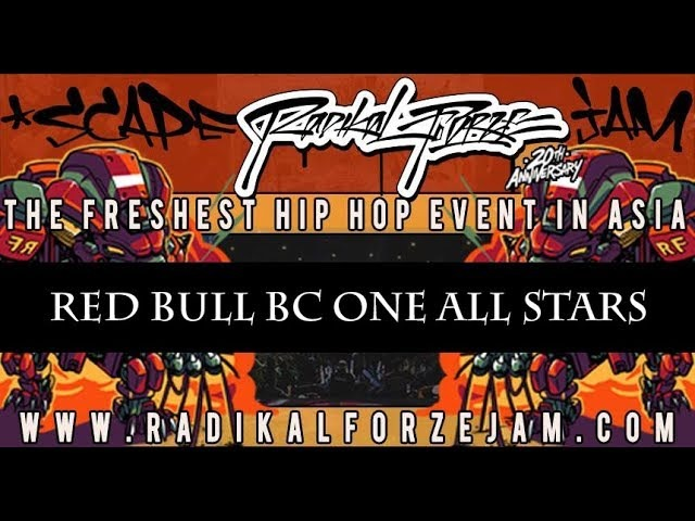 RED BULL BC ONE ALL STARS (WING, VICTOR, MENNO) | ALL ROUNDS | RADIKAL FORZE JAM 2018