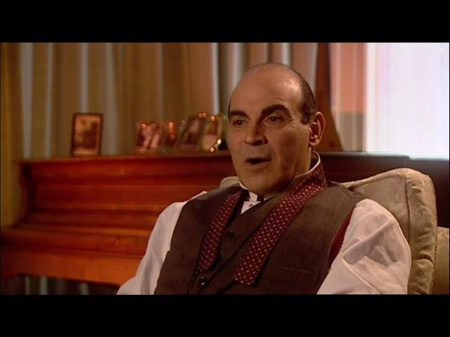 Poirot - David Suchet talks about mystery stories