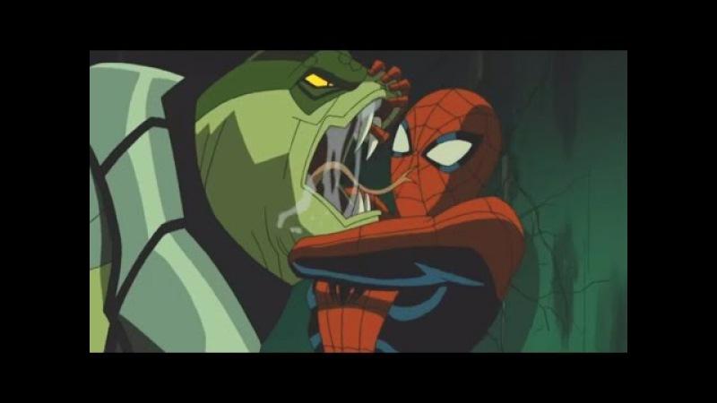 Мстители Величайшие герои Земли А вот и Человек Паук… Сезон 2 Серия 13 Marvel