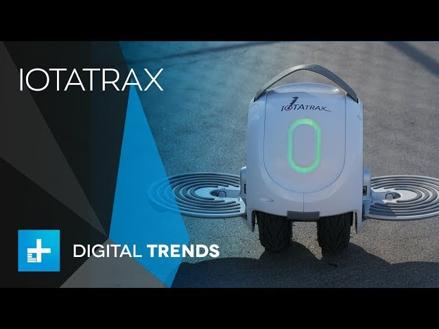 IOTAtrax: компромиссный гироборд