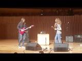 Kiko Loureiro vs Guthrie Govan (LIVE) + Tragic Final (359)