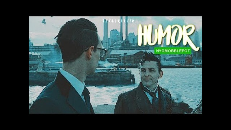 Nygmobblepot ✖ HUMOR [GCC Round 2]