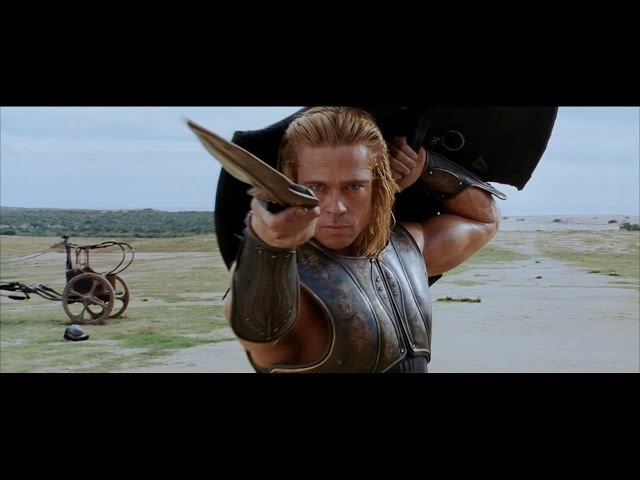 Дуэль Ахиллеса и Гектора Achilles vs Hector