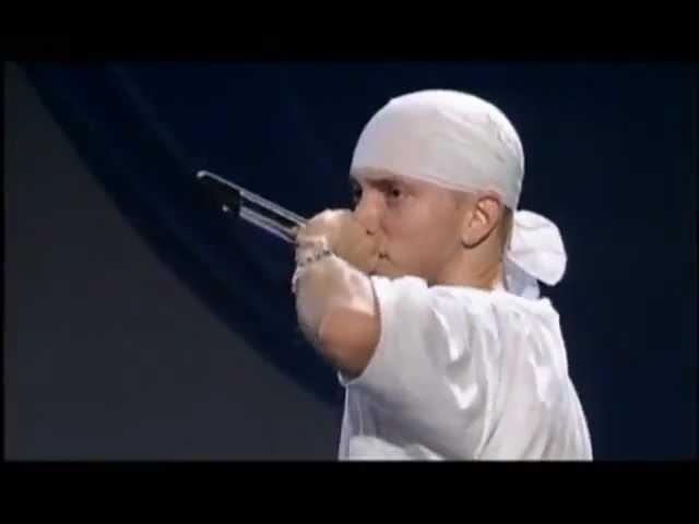 Eminem - Without Me (LIVE)