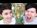 Dan vs. Phil: ZELDA OLYMPICS! rus sub