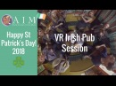 Happy St Patrick's Day 2018! Traditional Irish Pub Music Session [Play Along Irish Session]