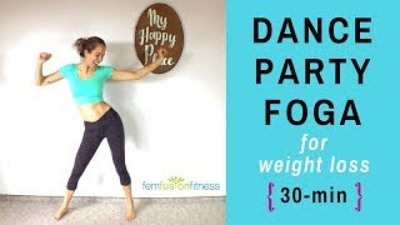 Low-Impact Cardio Dance Foga (Fitness Yoga)