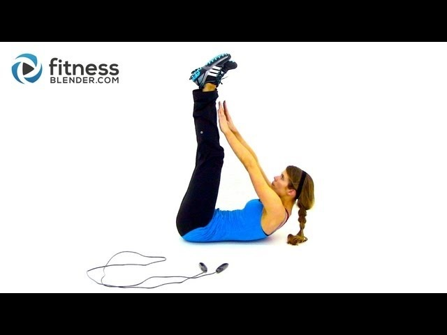Pyramid Jump Rope Workout - At Home Cardio and Toning Jumping Rope Workout