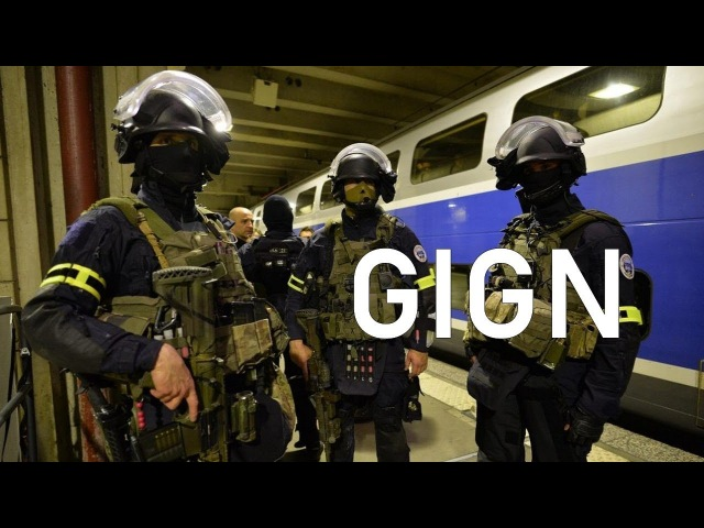 GIGN - French Gendarmerie Elite Unit