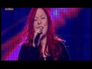 The Voice Of Greece - Τζωρτζινα Καραχαλιου [Whole Lotta Love]..31/1/2014