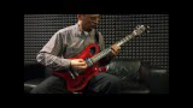 Тест гитары Ольшанецкого