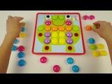 Супер развивашка для детей | Учим цвета | Учимся считать