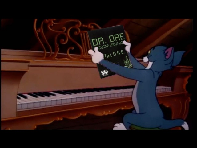 Tom Jerry Still D R E