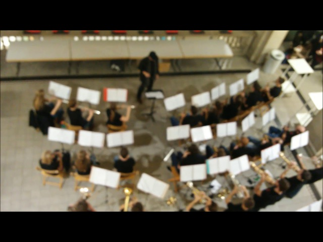 Polyband (ETH Zürich) semester end concert
