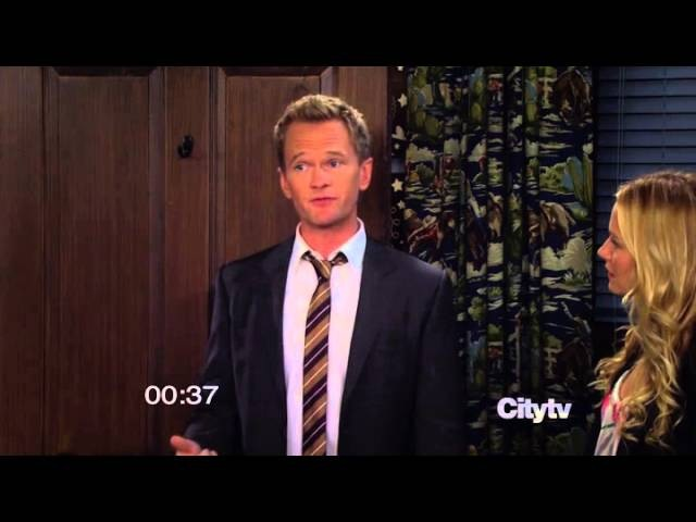 Barney Stinson summarizes How i met your mother in 52 seconds