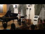Максим Бабинцев (Maxim Babintsev) - Румынская рапсодия (Romanian Rhapsody) для саксофона соло (2015)