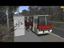 Ikarus 280.33 OMSI2 Bus Company Simulator Fictiv Szczcin map