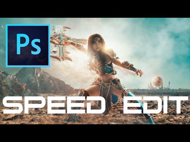 Cosplay Photography - Speed Edit - Sivir