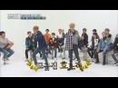 Weekly Idol EP.347 NCT 2018 cover dance battle!