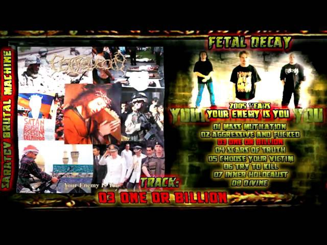 Fetal Decay - Your enemy Is you 2005 [Full Album | Audio]