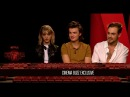 """Stranger Things"" interview with Joe Keery & Natalia Dyer, & Dacre Montgomery"