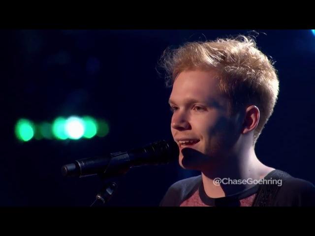 Chase Goehring - A Capella   Шоу талантов   Лучшее выступление   Красивый голос