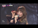 Perf VARIOUS Shadow @ Show Champion EP.260 070318