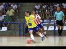 Amistoso Internacional de Futsal Feminino - Brasil x Paraguai