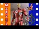 Фигурка Железный Человек Марк 45 1:4 | Iron Man Mark XLV 1:4 Hot Toys