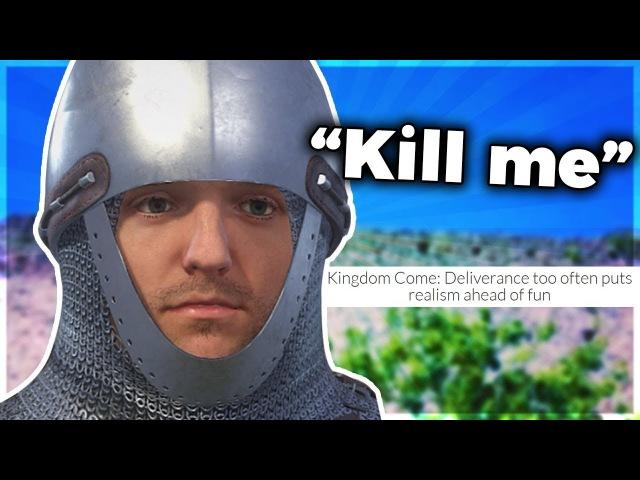Kingdom Come: Deliverance || a realistic RPG