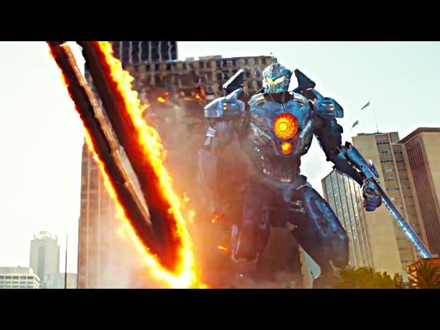 PACIFIC RIM 2 Movie Clip - Jaeger vs Jaeger Fight Scene (2018) John Boyega Movie HD