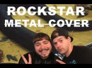 DADDY ROCK - Rockstar (Post Malone Cover) - punk goes pop style