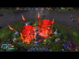 Random Team Cup#08 Heroes of the Storm #03 матч (Диабло)