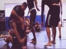Andre Galvao training/rolling highlight
