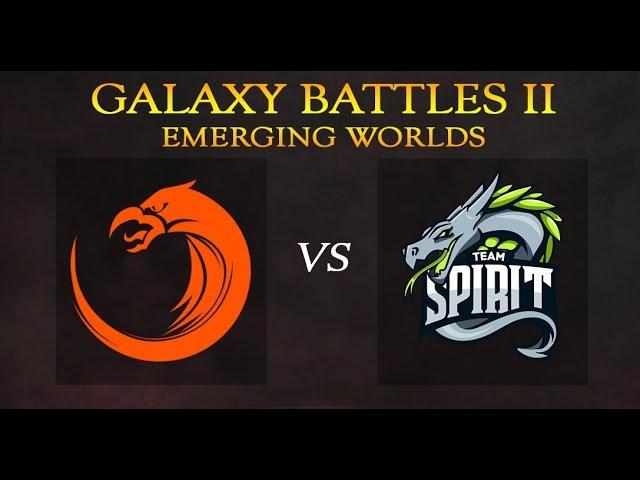TNC vs Team Spirit Game 2 - Galaxy Battles II - Dota 2