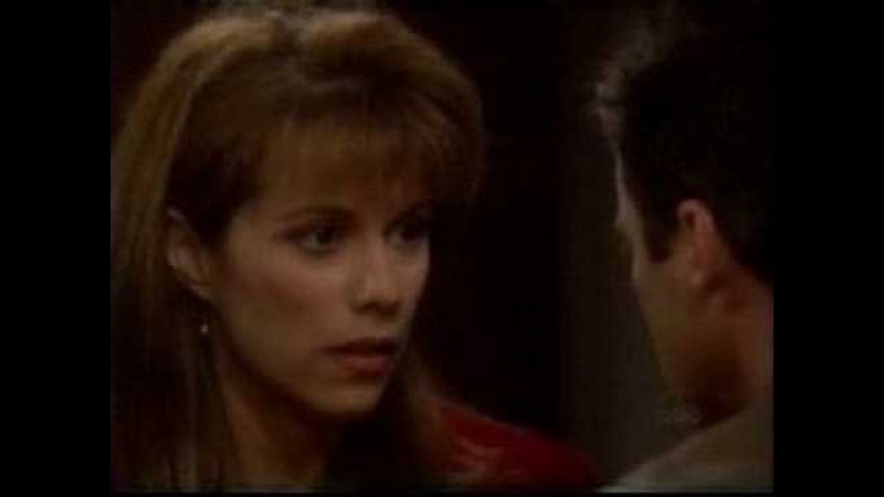 GH 05.12.99b - Ned and Alexis exchange first I love yous