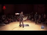 Popcity UK vol.3 Popping Top 16 Silk Boogie vs Senin Sam