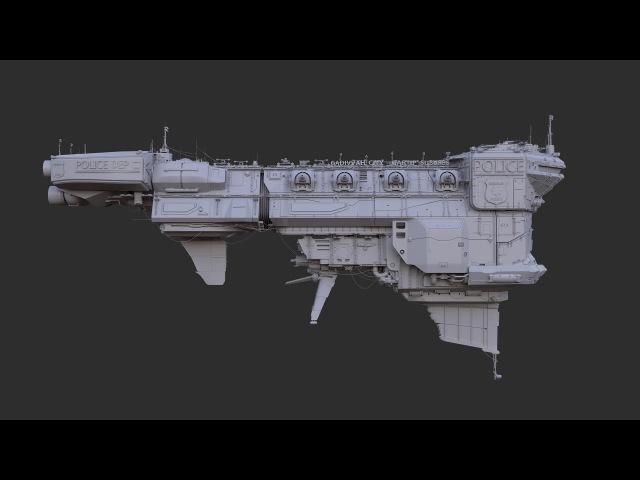 BGE E3 Cinematic Trailer Tanker Police Clay Turn