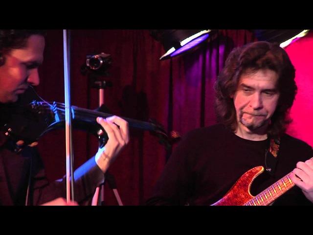 Юрий Щеткин BRUSHUP (джаз-рок) - Хороводная (live jazz HD)