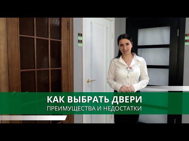 Как выбрать двери Обзор межкомнатных дверей преимущества и недостатки смотреть онлайн без регистрации