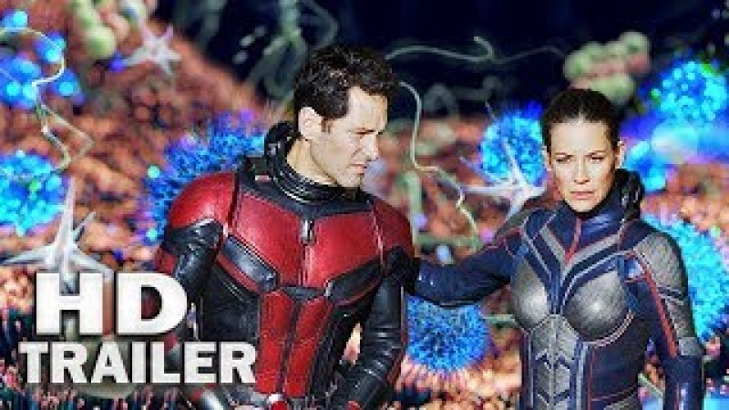 Ant-Man and the Wasp - Trailer 2 [HD] (2018) Marvel, Paul Rudd, Superhero Movie | Concept (FanMade)