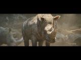 Визуальные эффекты фильма «Джуманджи: Зов джунглей»