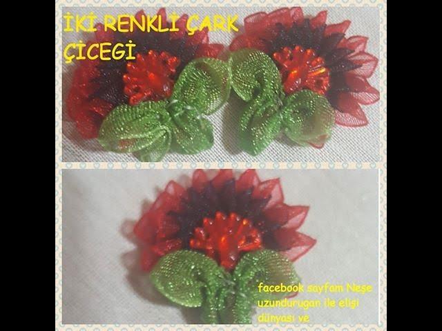Organze Kurdele oyaları304Kİ RENKLİ ÇARK ÇİÇEĞİForex flower,health flower,summer,construction flower
