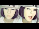 Minzy 민지 2NE1 make-up transformation by Anastasiya Shpagina