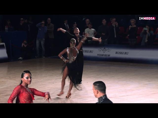 Timur Imametdinov - Nina Bezzubova   R3 Paso Doble   Imperia Cup 2017